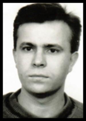 JOZO CALUŠIĆ Rođen: 10.09.1965. Poginuo: 05.10.1991. Mjesto pogibije: selo Vočarice Postrojba: 65. sam. bataljun ZNG Ivanić-Grad